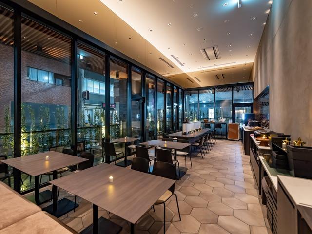 【銀座】日和ホテル東京銀座EAST レストラン